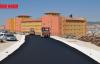 Okul yollar asfaltlanıyor