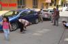 Otomobilinden fare çıkarma operasyonu