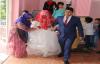 Şehit oğlu Tekke evlendi