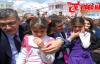 Suriyeli çocuklar 23 Nisan'da ağladı