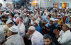 Urfa Dergâh Cami'de büyük mevlid