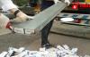 Urfa'da 300 Bin Paket Sigara Ele Geçirildi