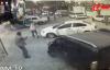 Urfa'da alacak verecek kavgasında vurulma görüntüsü