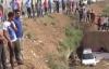Urfa'da araç kanala uçtu 1'i ağır 2 yaralı