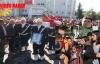 Urfa'da  Şehit Olan Polis Memleketine Uğurladı