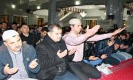 Urfa'da vatandaşlar camilere akın etti