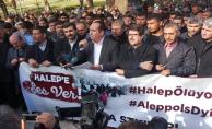 Urfa'dan Halep'e ses ver
