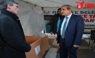 Başkan Demirkol, Halep'teki Zulme Sessiz Kalmadı