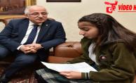 Duygu Dolu O Mektup Cumhurbaşkanı Erdoğan'a Gönderilecek
