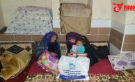Eyyübiye Belediyesi Yardıma Muhtaç Ailelere El Uzatmaya Devam Ediyor