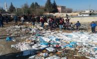 Kırsalda temizlik ekipleri yetersiz kalıyor