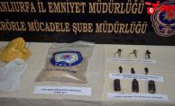 Şanlıurfa'da Canlı Bomba Malzemesi Bulundu
