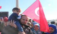 Şanlıurfa'da Yaşayan 500 Bin Suriyelinin Ateşkes Sevinci