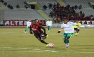 Şanlıurfaspor 1-1 Eskişehirspor