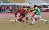 Şanlıurfaspor 1-0 Gaziantepspor