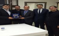 Şehit Aileler Derneğinden Sinanoğlu'na Ziyaret