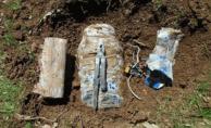 Suruç'ta Toprağa Gömülü Patlayıcı Bulundu