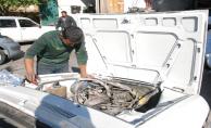 Urfa'da araçlarda kışlık bakım için sanayiye akın etti