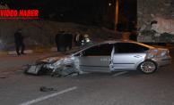 Urfa'da zincirleme trafik kazası,  bir polis şehit oldu