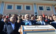 Bakanlar Viranşehir'de