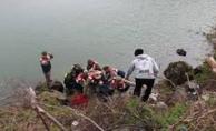 Baraj Gölüne Bir Erkek  Cesedi Bulundu.