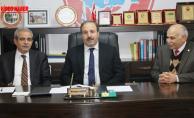 Başkan Demirkol, Vekil Özcan İle STK'ları Ziyaret Etti