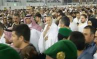 Cumhurbaşkanı Erdoğan umrede böyle görüntülendi