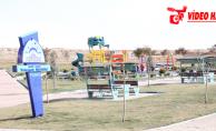Eyyübiye Belediyesi İlçeye Yeni Parklar Kazandırıyor