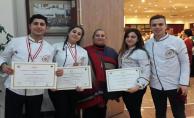Harran Üniversitesi Aşçıları Yeni Bir Ödül Aldılar