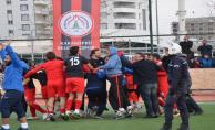 Karaköprüspor Adıyaman'ı 2-0 yendi