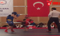 Sporcular kente 1 altın ve 4 bronz madalyayla döndü