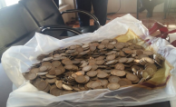 Urfa'da dilencinin üzerinde yüklü miktarda para çıktı