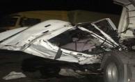 Urfa'da zincirleme trafik kazası, 1 ölü, 3 yaralı