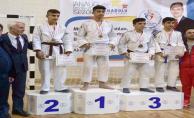 Urfa Judo'da birinci oldu