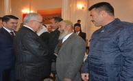 Vali Tuna, Kanaat Önderleriyle Buluştu