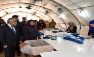 Vali Tuna'dan Türkçe Öğrenin Çağrısı