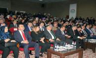 Bakan Yılmaz, Urfa'da yeni sistemi konuştu