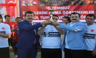 Eyyübiye Belediyesinin Anlamlı Turnuvası Sona Erdi