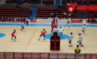 Haliliye Voleybol Takımı, 1. Lige Yükselme Finallerinde
