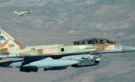 İsrail Uçağı Düşürüldü