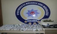 Urfa'da 15 adrese uyuşturucu operasyonu