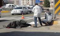 Urfa'da kamyon yayayı çarptı, 1 ölü