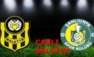 Yeni Malatyaspor 2-1 Şanlıurfaspor