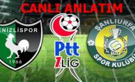 Denizlispor 2-4 Şanlıurfaspor