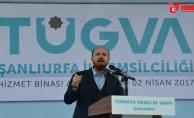 Erdoğan, Türkiye Gençlik Vakfın Açılışını Yaptı
