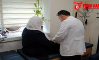 Harran Tıp Hastanesine Yurtdışından Hasta Akını