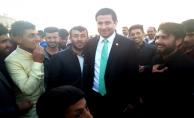 Milletvekili Yıldız, referandum gezilerini sürdürüyor