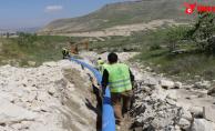 Yaklaşık 11 Bin Metre İçme Suyu Hattı Döşenecek