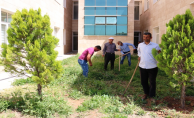 Akçakale Belediyesinde TYÇP kapsamında 108 kişi işbaşı yaptı