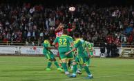 Boluspor 0-2 Şanlıurfaspor